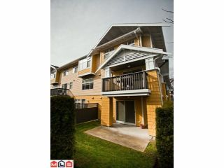 "Photo 10: 168 15236 36TH Avenue in Surrey: Morgan Creek Townhouse for sale in ""SUNDANCE"" (South Surrey White Rock)  : MLS®# F1107820"