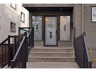 Photo 1: 102 333 5 Avenue NE in CALGARY: Crescent Heights Condo for sale (Calgary)  : MLS®# C3452137