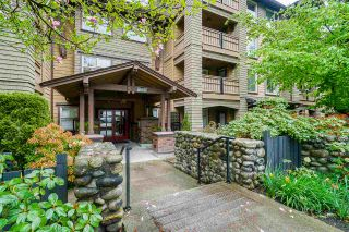 """Photo 1: 304 625 PARK Crescent in New Westminster: GlenBrooke North Condo for sale in """"Westhaven"""" : MLS®# R2572421"""