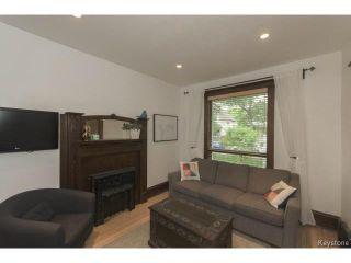 Photo 3: 295 Aubrey Street in WINNIPEG: West End / Wolseley Residential for sale (West Winnipeg)  : MLS®# 1516381
