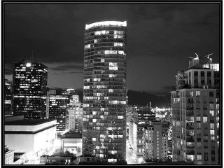 Main Photo: 2904 833 SEYMOUR Street in Vancouver: Downtown VW Condo for sale (Vancouver West)  : MLS®# V907244