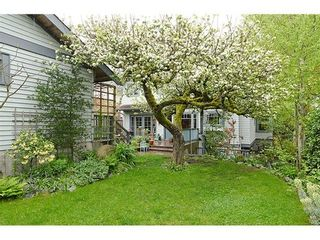 Photo 6: 4338 11TH Ave W in Vancouver West: Point Grey Home for sale ()  : MLS®# V951171