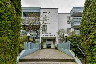 "Main Photo: 308 601 NORTH Road in Coquitlam: Coquitlam West Condo for sale in ""WOLVERTON"" : MLS®# R2574440"