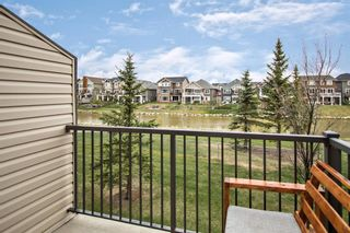 Photo 25: 222 Bayside Point SW: Airdrie Row/Townhouse for sale : MLS®# A1109061