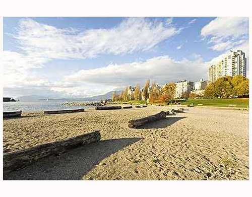 Main Photo: 213 1106 PACIFIC Street in Vancouver: Home for sale : MLS®# V778410