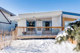 Photo 2: 2015 40 Street SE in Calgary: Forest Lawn Semi Detached for sale : MLS®# A1068609
