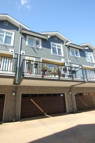 """Photo 17: 109 801 RODERICK Avenue in Coquitlam: Coquitlam West Townhouse for sale in """"VILLAGE AT BLUE MOUNTAIN"""" : MLS®# R2061786"""