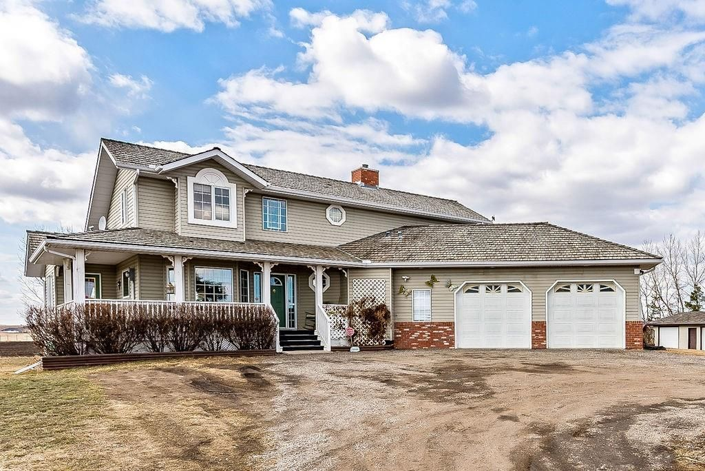 Main Photo: 253185 RGE RD 275 in Rural Rocky View County: Rural Rocky View MD Detached for sale : MLS®# C4236387