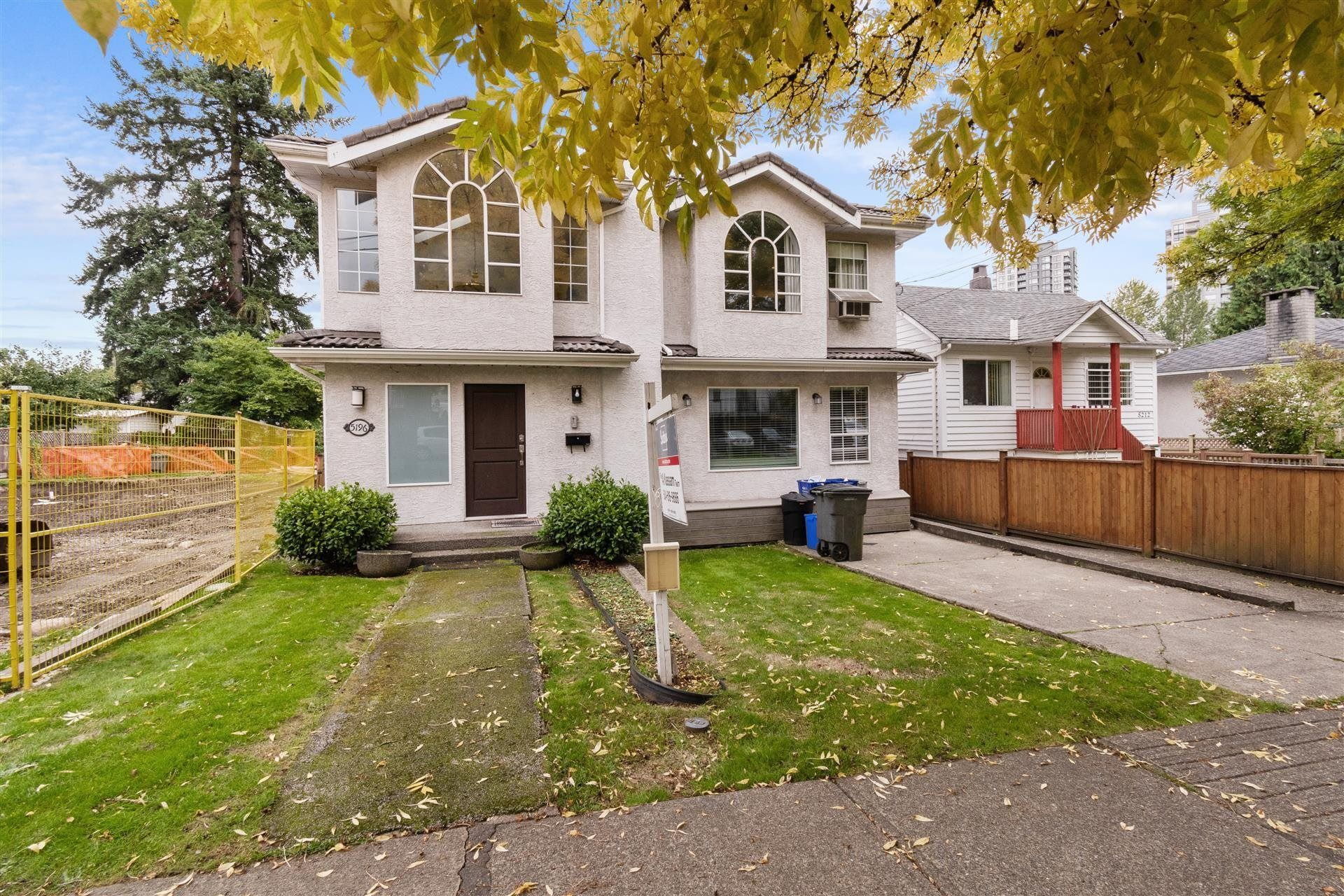 Main Photo: 5196 ABERDEEN Street in Vancouver: Collingwood VE House for sale (Vancouver East)  : MLS®# R2623398