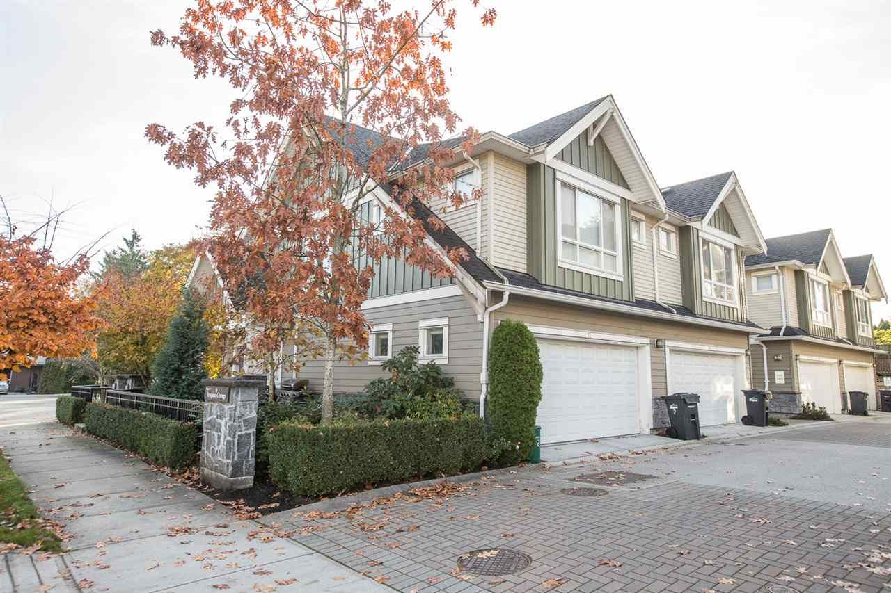 """Photo 15: Photos: 12 9888 KEEFER Avenue in Richmond: McLennan North Townhouse for sale in """"ALYSS"""" : MLS®# R2430454"""