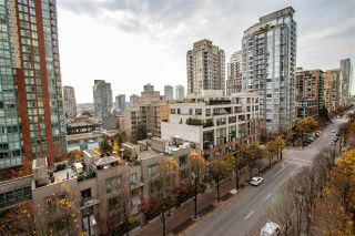 Photo 13: 807 969 RICHARDS STREET in Vancouver: Downtown VW Condo for sale (Vancouver West)  : MLS®# R2322319