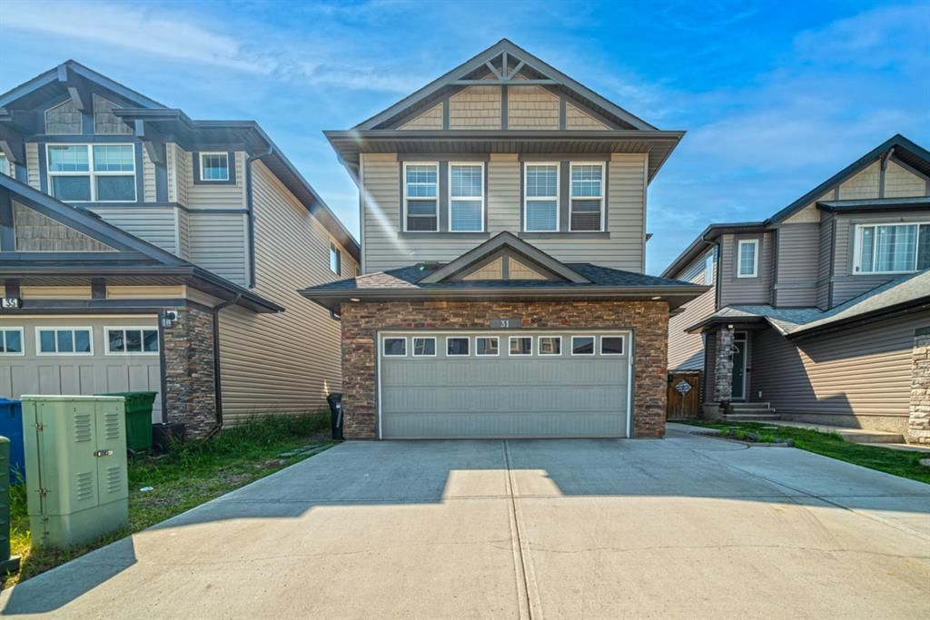 Main Photo: 31 SKYVIEW SHORES Link in Calgary: Skyview Ranch Detached for sale : MLS®# A1130937
