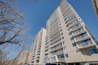 Photo 3: 1106 12121 JASPER Avenue in Edmonton: Zone 12 Condo for sale : MLS®# E4257775