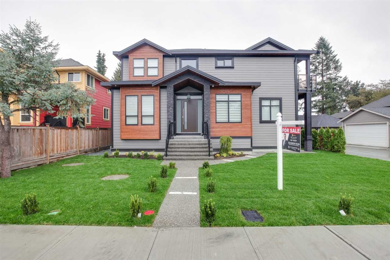 Main Photo: 3032 OXFORD STREET in Port Coquitlam: Glenwood PQ House for sale : MLS®# R2213688