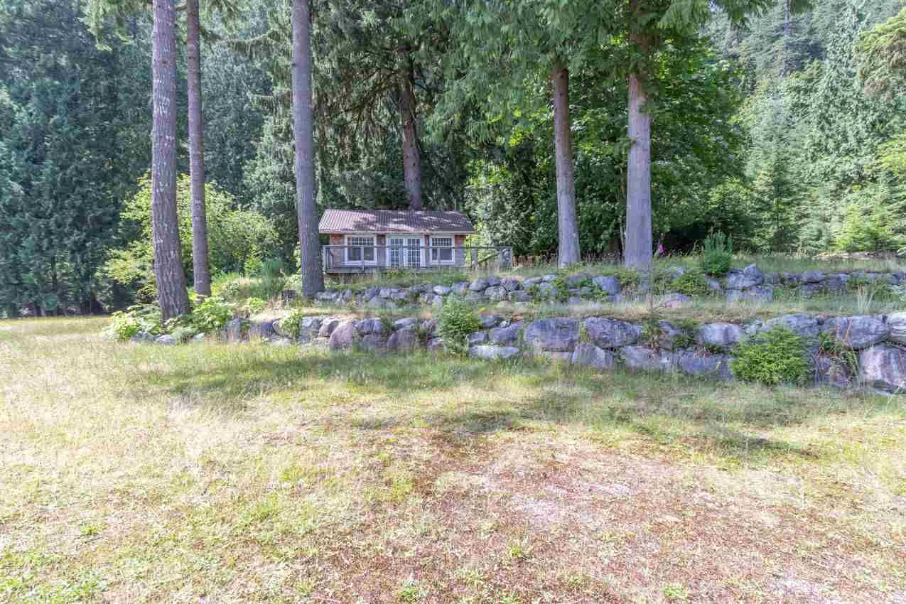 "Photo 1: Photos: LOT D FRAMES Landing in North Vancouver: Indian Arm House for sale in ""ORLOHMA BEACH"" : MLS®# R2479361"