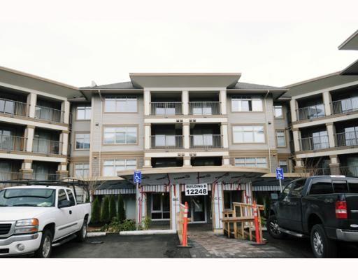 "Main Photo: 307 12248 224TH Street in Maple_Ridge: East Central Condo for sale in ""URBANO"" (Maple Ridge)  : MLS®# V748918"