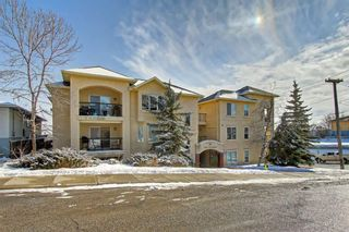 Main Photo: 104 3912 Stanley Road SW in Calgary: Parkhill Apartment for sale : MLS®# A1101582