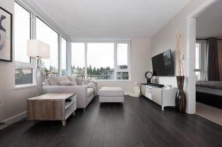 """Photo 9: 703 602 COMO LAKE Avenue in Coquitlam: Coquitlam West Condo for sale in """"UPTOWN 1 BY BOSA"""" : MLS®# R2587735"""