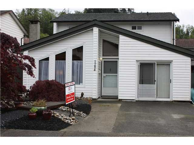 "Main Photo: 1284 GABLE Drive in Coquitlam: River Springs House for sale in ""RIVER SPRINGS"" : MLS®# V826658"