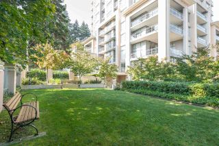 """Photo 24: 2002 280 ROSS Drive in New Westminster: Fraserview NW Condo for sale in """"THE CARLYLE"""" : MLS®# R2504994"""