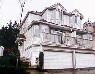 Photo 1: 18 7500 CUMBERLAND Street in Burnaby: The Crest Townhouse for sale (Burnaby East)  : MLS®# V670774