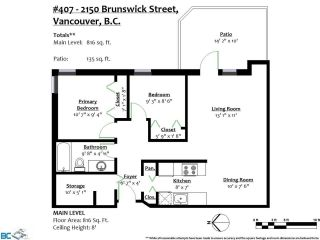 """Photo 21: 407 2150 BRUNSWICK Street in Vancouver: Mount Pleasant VE Condo for sale in """"Mt. Pleasant Place"""" (Vancouver East)  : MLS®# R2622686"""