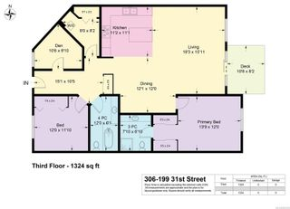 Photo 37: 306 199 31st St in : CV Courtenay City Condo for sale (Comox Valley)  : MLS®# 885109
