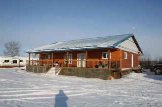 Photo 1: 59429 RR 163: Rural Smoky Lake County House for sale : MLS®# E4226445