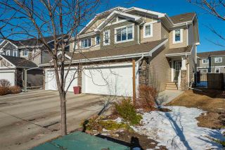 Photo 45: 2726 Sparrow Place in Edmonton: Zone 59 House Half Duplex for sale : MLS®# E4232767