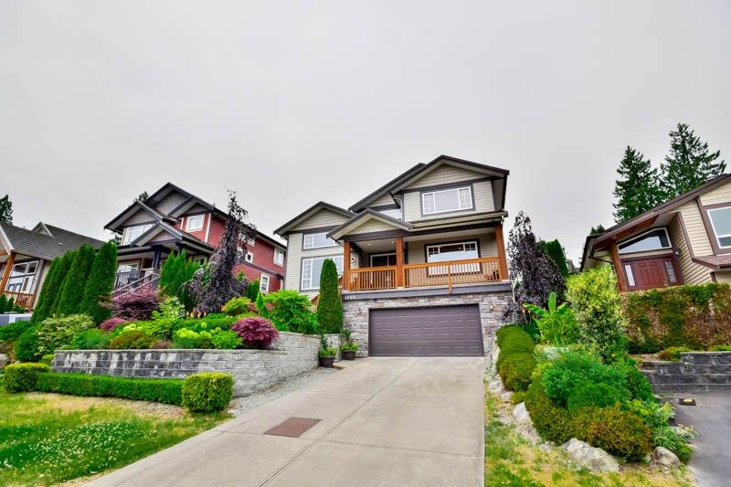 Main Photo: 1668 KNAPPEN Street in Port Coquitlam: Lower Mary Hill House for sale : MLS®# R2070462