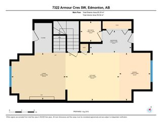 Photo 47: 7322 ARMOUR Crescent in Edmonton: Zone 56 House for sale : MLS®# E4223430