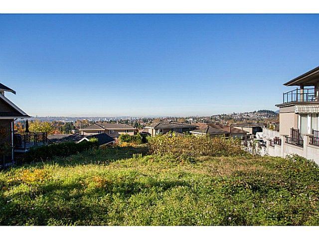 Main Photo: 909 BURNWOOD AV in Burnaby: Simon Fraser Univer. Land for sale (Burnaby North)  : MLS®# V1045022