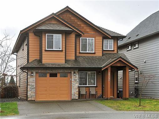 Main Photo: 2742 Cornerstone Terr in VICTORIA: La Mill Hill House for sale (Langford)  : MLS®# 663816