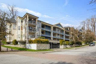 "Photo 1: 304 102 BEGIN Street in Coquitlam: Maillardville Condo for sale in ""CHATEAU D'OR"" : MLS®# R2551664"
