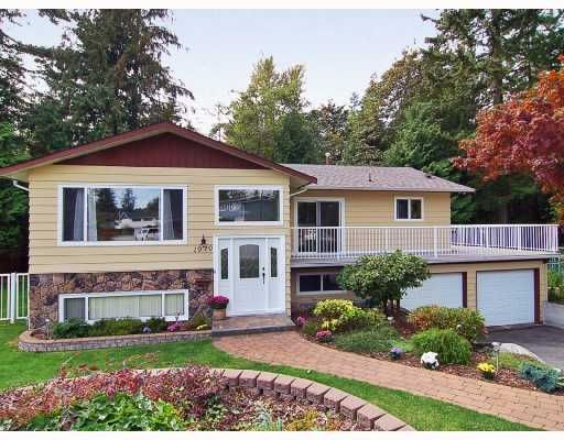 Main Photo: 1970 Carson Court in Coquitlam: Central Coquitlam House for sale : MLS®# V670842