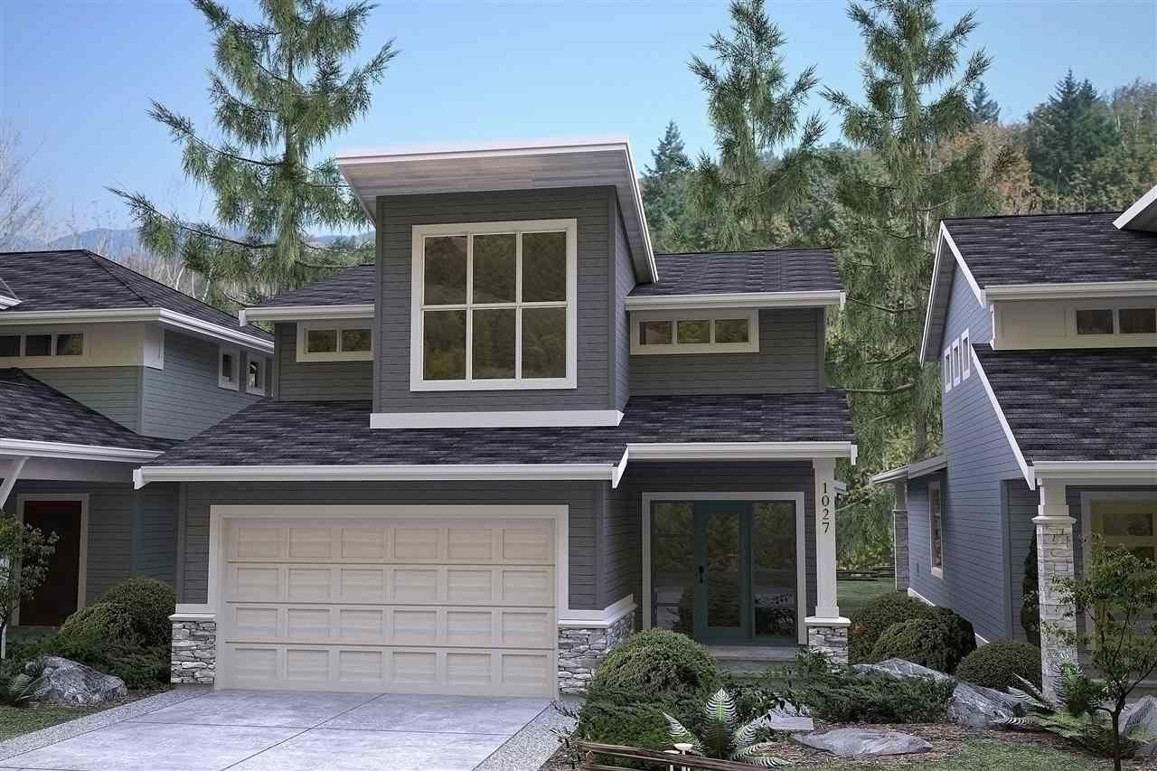Main Photo: 767 ASPEN Lane: Harrison Hot Springs House for sale : MLS®# R2241100