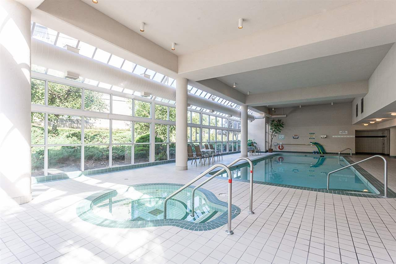 """Photo 22: Photos: 405 3190 GLADWIN Road in Abbotsford: Central Abbotsford Condo for sale in """"Regency Park Tower 3"""" : MLS®# R2524768"""