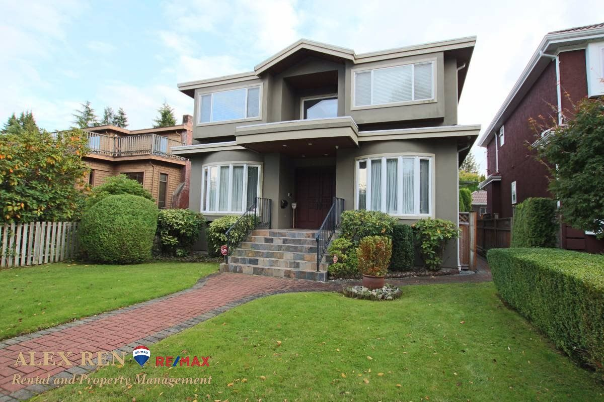 Main Photo:  in : Vancouver House for rent : MLS®# AR117