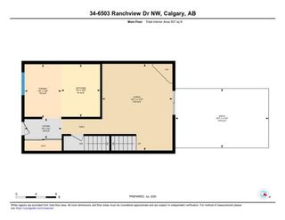 Photo 31: 34 6503 RANCHVIEW Drive NW in Calgary: Ranchlands Row/Townhouse for sale : MLS®# A1018661