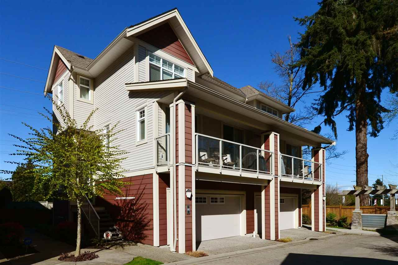 Main Photo: 40 15454 32 AVENUE in : Grandview Surrey Townhouse for sale : MLS®# R2051009