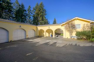 Photo 1: 992 KINSAC STREET in Coquitlam: Coquitlam West House for sale : MLS®# R2032889