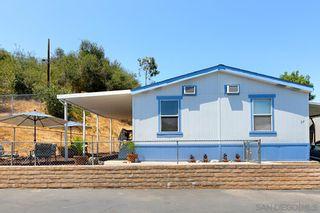 Photo 1: EL CAJON Mobile Home for sale : 3 bedrooms : 14291 Rios Canyon #27