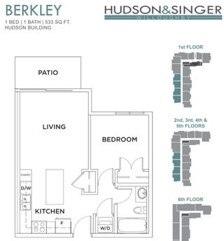 """Photo 16: 107 20838 78B Avenue in Langley: Willoughby Heights Condo for sale in """"Hudson & Singer"""" : MLS®# R2544817"""