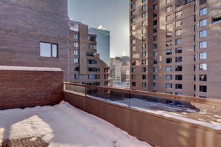 Photo 42: 500J 500 EAU CLAIRE Avenue SW in Calgary: Eau Claire Apartment for sale : MLS®# C4281669
