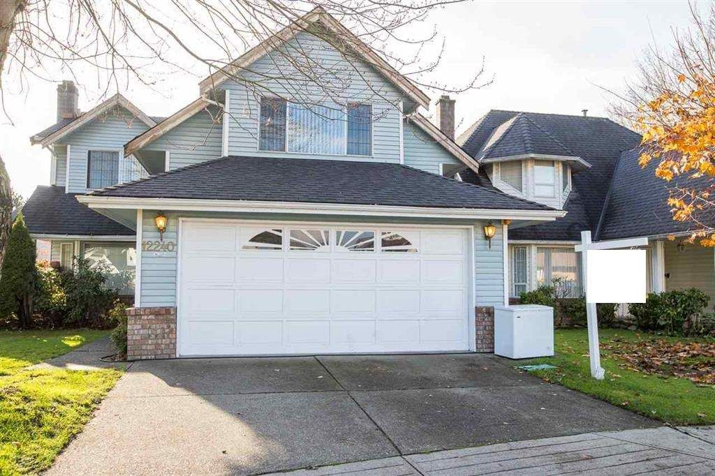 Main Photo: 12240 GREENLAND PLACE in : East Cambie House for sale : MLS®# R2420781