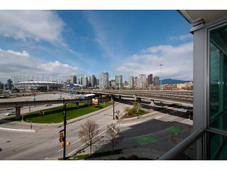 """Photo 9: 408 125 MILROSS Avenue in Vancouver: Mount Pleasant VE Condo for sale in """"Citygate at Creekside"""" (Vancouver East)  : MLS®# V1058949"""