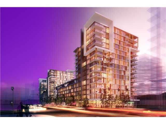 Main Photo: 703 1783 MANITOBA Street in Vancouver: False Creek Condo for sale (Vancouver West)  : MLS®# V966570