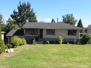 Photo 1: 556 GARFIELD Street in New Westminster: The Heights NW House for sale : MLS®# R2112614
