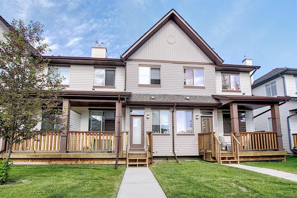 Main Photo: 78 Everridge Gardens SW in Calgary: Evergreen Row/Townhouse for sale : MLS®# A1123976