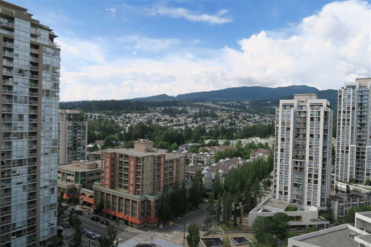 Main Photo: 2006 1155 THE HIGH STREET in Coquitlam: North Coquitlam Condo for sale : MLS®# R2092975